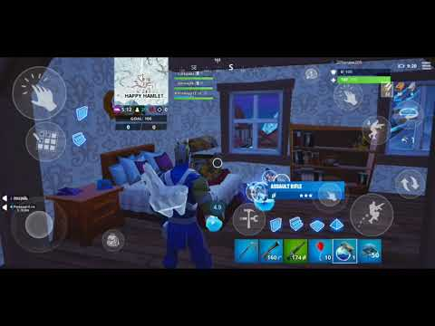 Search Ammo Boxes In The Snow Biome - FORTNITE Week 3 Season 8 Challenges