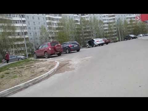 Сыктывкар Орбита - велопрогулка 07.06.2017 (субтитры)