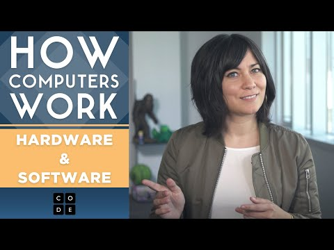 How Computers Work: Hardware and Software