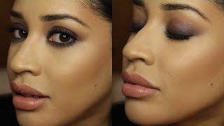 Tartelette Palette Smokey Eye Makeup Tutorial Thumbnail