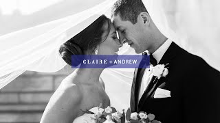 Beautiful St. Louis MO Downtown Wedding film | Claire + Andrew