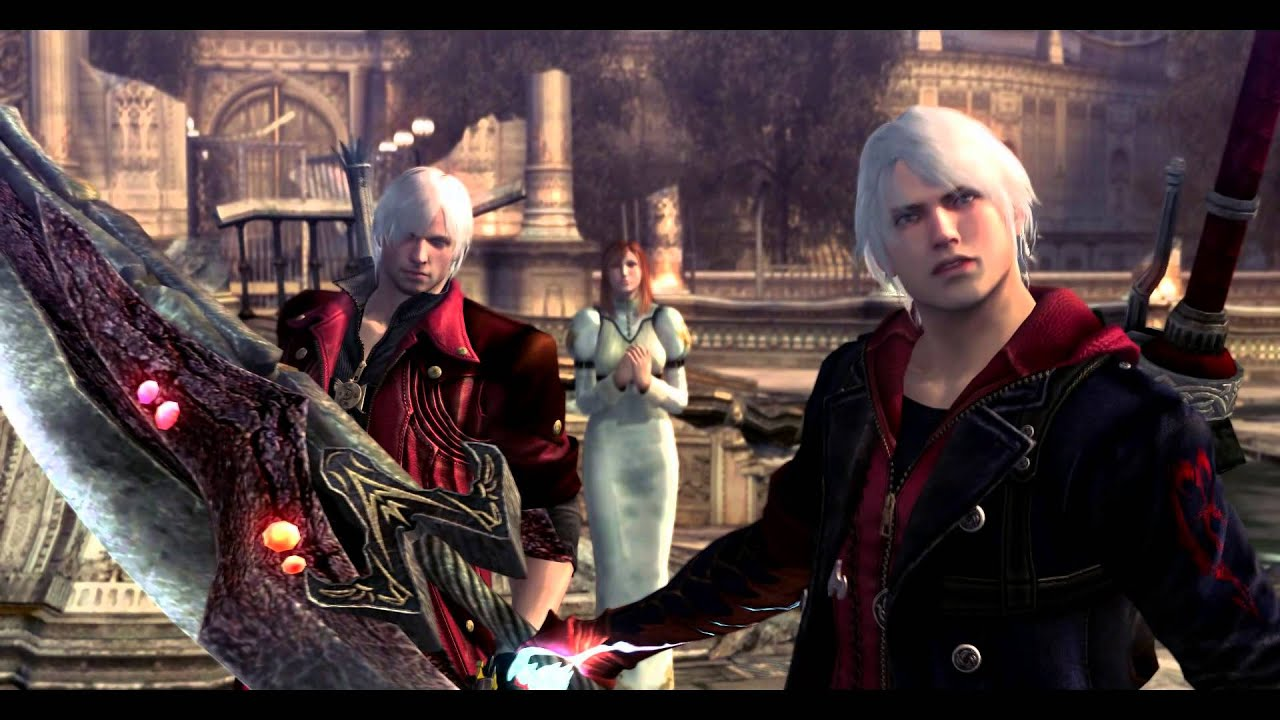 devil may cry 4 картинки