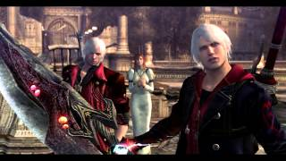 Devil May Cry 4 Ending 1080p - Mission 20 [Max Graphics]