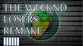 The Weeknd Losers feat  Labrinth (Remake + FLP) thumbnail