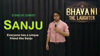 That Unique Friend - Stand up comedy - Bhavani Shankar thumbnail