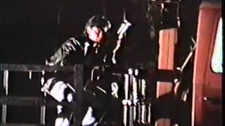 Tonton Gutierrez Behind the scenes in 1988