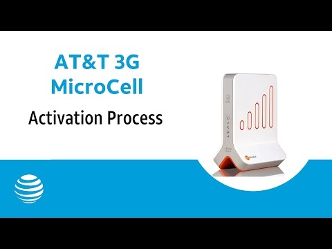 at&t microcell hookup