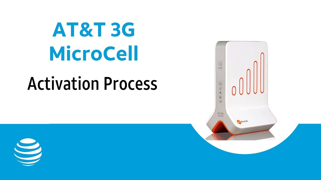 at t 3g microcell activation process at t support youtube rh youtube com AT&T 3G MicroCell Account AT&T 3G MicroCell Support