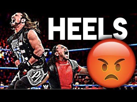 DER PERFEKTE HEEL! - Das brauchen Top-Schurken & Bösewichter im Wrestling