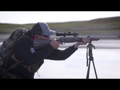 Taking On Alaska With Mossberg's Patriot Rifle In  375 Ruger