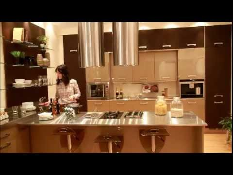 Kitchen Design Egypt contistahl acrylic kitchen (1) - youtube