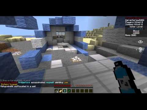 Minecraft mods official crafting dead server youtube for Minecraft crafting dead servers