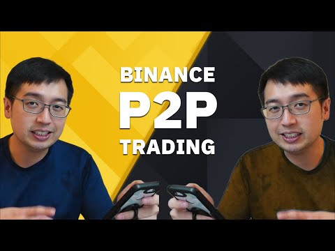 How to use Binance P2P