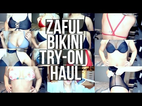 Is Zaful a SCAM?! Bikini Try-On Haul (The TRUTH About Zaful)