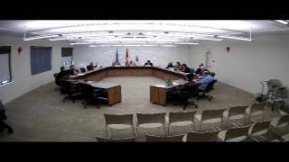 Town of Drumheller Council Meeting April 4, 2016
