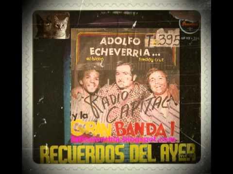 Adolfo Echeverría Felicitaciones (Cumpleaños, Tropical)