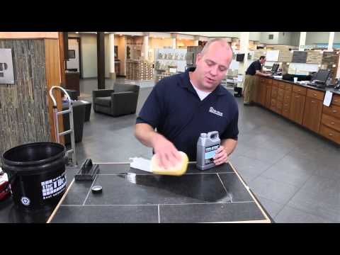 How To Remove Sealers From Tile - Tile DIY Video