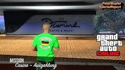 "GTA 5 Online - CASINO MISSION ""AUSZAHLUNG"" IN 3.5 MIN. BESTANDEN in HD"