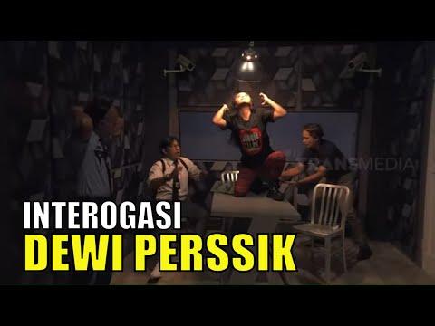Diinterogasi, Dewi Perssik Goyang Sampe Meja Rubuh!    LAPOR PAK! (22/04/21) Part 2