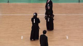 64th All Japan Kendo Championships — QF 1