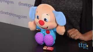 Laugh & Learn Nighttime Puppy From Fisher-price