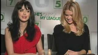 """Video """"She's Out of My League"""" Interviews Alice Eve, Krysten Ritter download MP3, MP4, WEBM, AVI, FLV April 2018"""
