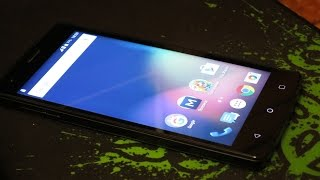 Доступный смартфон с Android 5.1 Fly FS 502 Cirrus 1