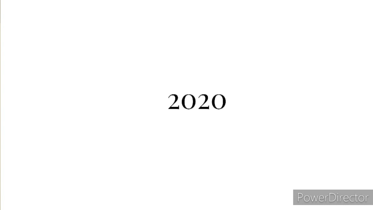 A Poem for 2020