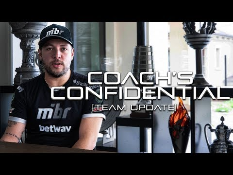 Coach's Confidential - Team Update