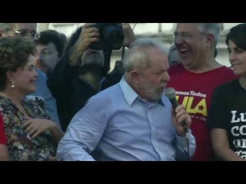 Brazilian court bars former president Lula from upcoming presidential election