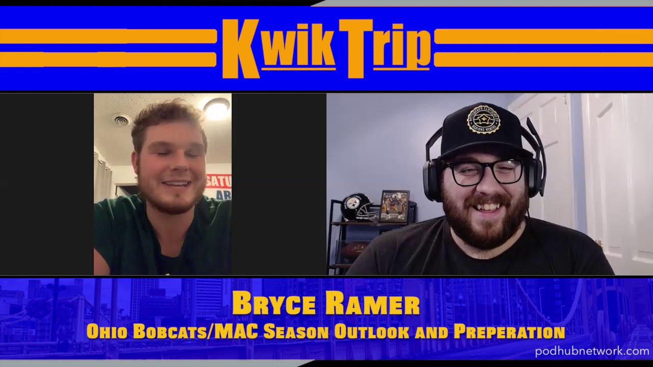 Kwik Trip - University of Ohio Bobcats' Bryce Ramer