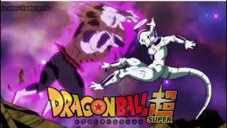 GoD Toppo vs Frieza and Android 17!! - Out Of Control /AMV