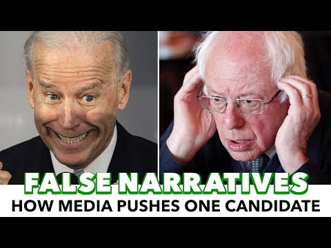 Media Perpetuates False Narrative On Biden's Popularity