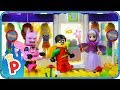 ♥ LEGO Fairy Opens the first MAGIC SHOP for Heroes in the City