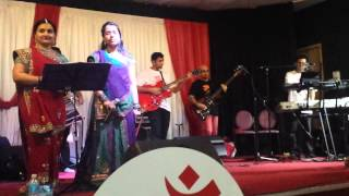 Navrang Navratri group 2014 day 3