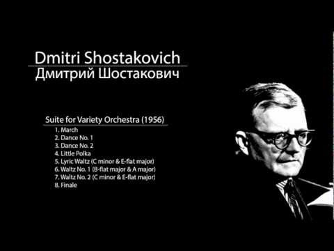 Shostakovich - Suite for Variety Orchestra - 3. Dance No. 2