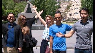 Հայաստանում տարեցտարի ավելանում է զբոսաշրջիկների թիվը