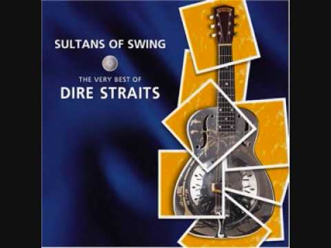 Sultans of swing - The very best of Dire Straits album