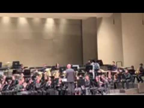 Valley Christian Middle School Band