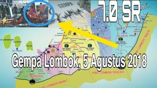 Download Video Viralkan ! Detik-detik terjadinya Gempa 7.0 SR di Lombok Utara MP3 3GP MP4