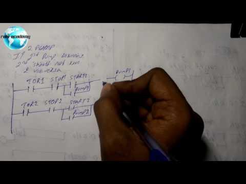 [hindi]PLC PROGRAMMING BASIC TUTORIAL