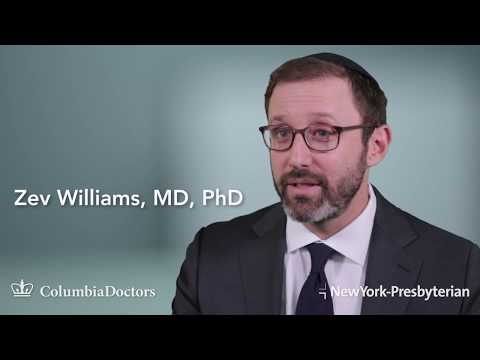 Zev Williams, MD, PhD – Chief Of The Division Of Reproductive Endocrinology & Infertility