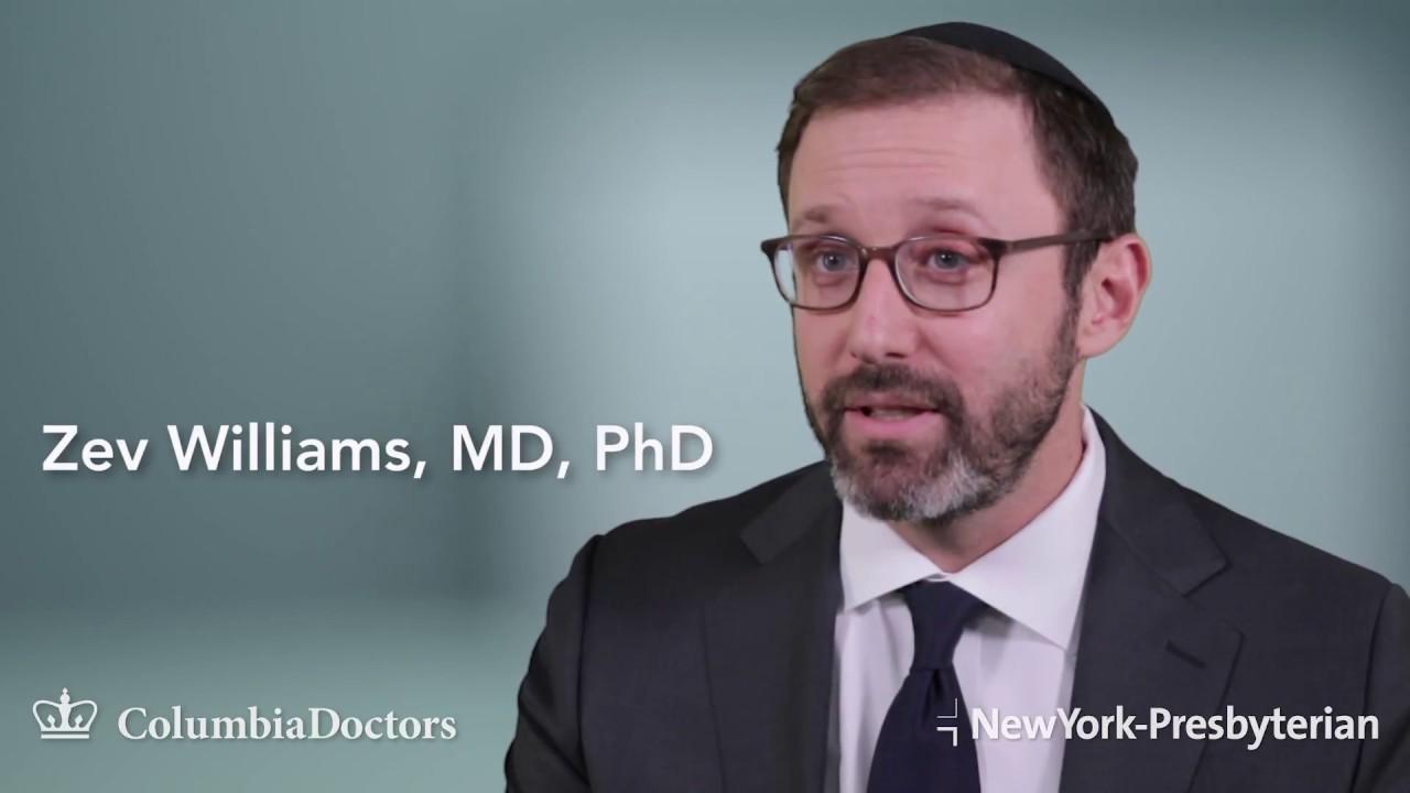 S  Zev Williams, MD, PhD | Obstetrics & Gynecology