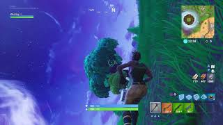 Fortnite sideways glitch