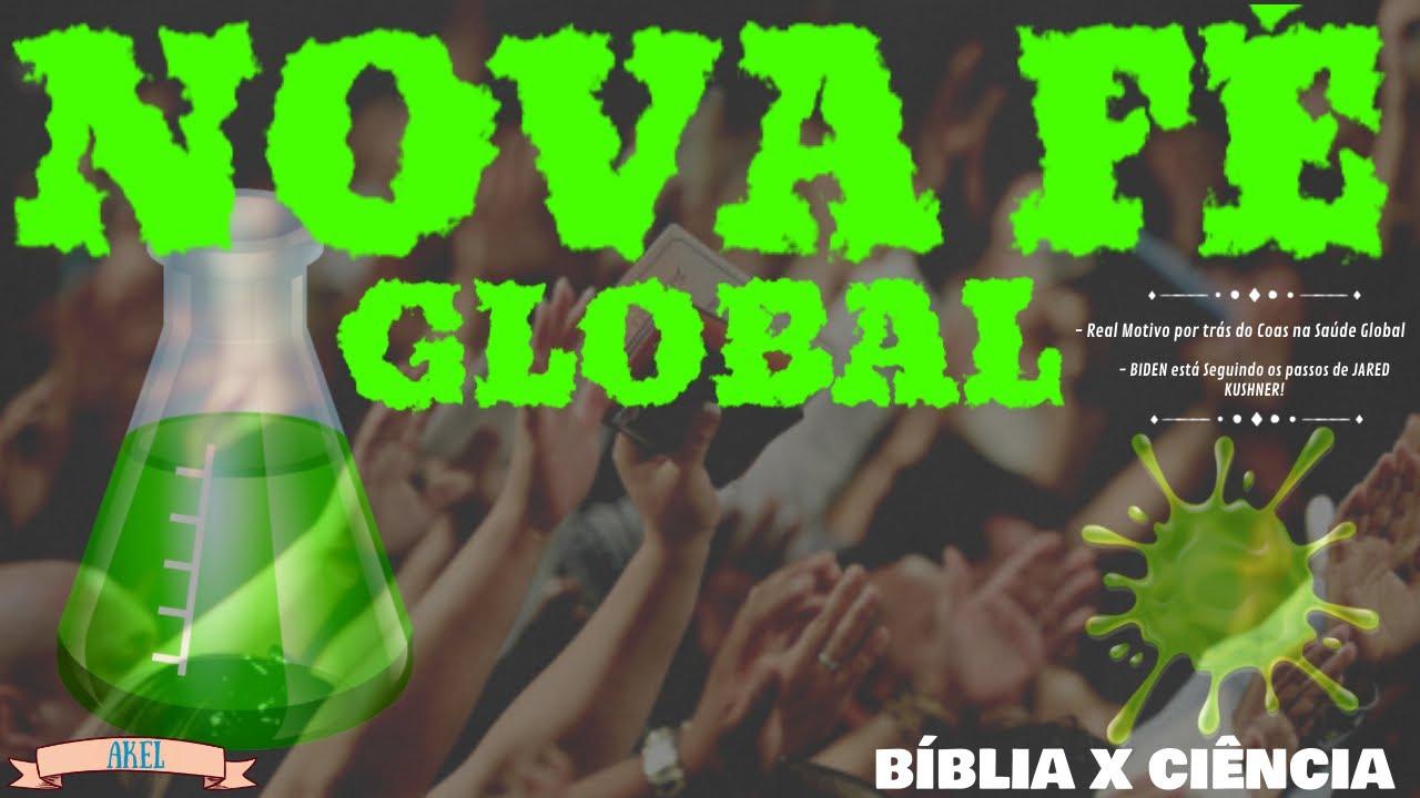 📢 Vem aí A REEMISTIFICAÇÃO GLOBAL FÉ/CIÊNCIA | BIDEN está Seguindo os passos de JARED KUSHNER!