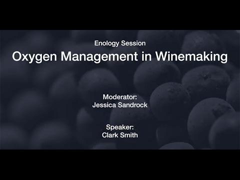 Oregon Wine Symposium 2016 | Oxygen Management in Winemaking