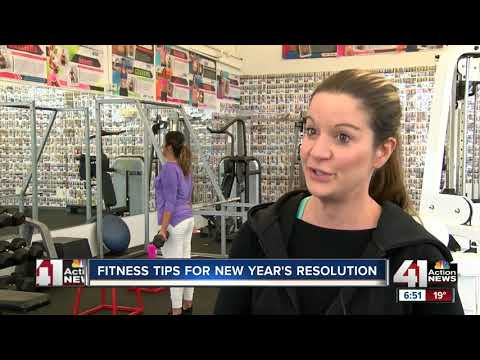 Own your fitness resolutions in 2019 with these tips