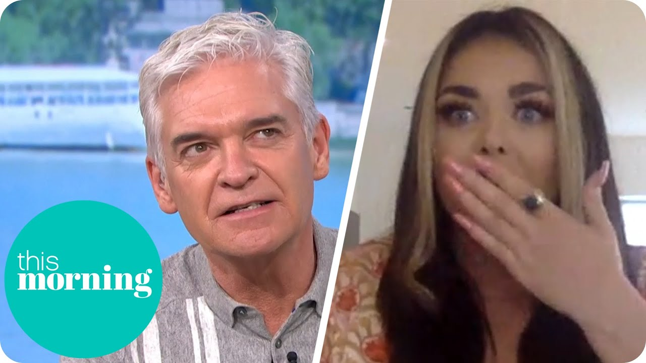 Scarlett Moffatt Can't Remember Filming Her New Show | This Morning