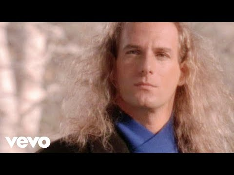 Michael Bolton - Missing You Now (Official Music Video)