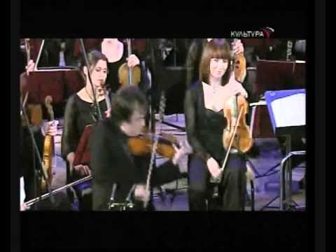 Paganini Concerto No. 5   Sergej Krylov (violin),Yuri Bashmet (conductor)